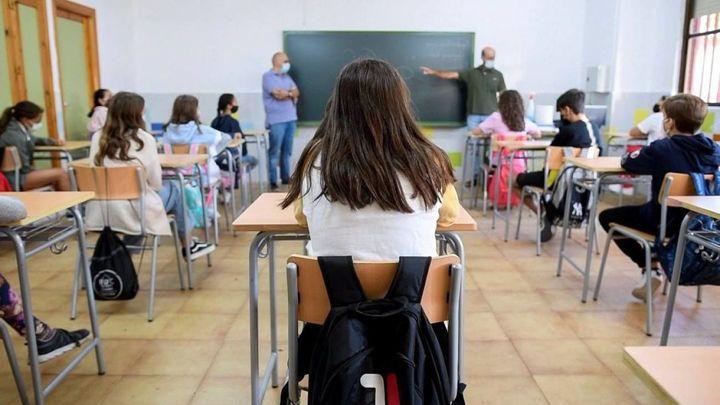 Este es el calendario escolar en Madrid para el curso 2021-22