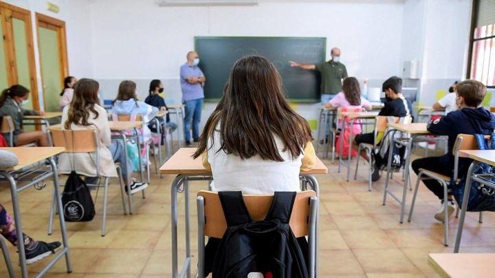 Madrid iniciará el curso escolar con el 85% de alumnos de 12 a 19 años con una dosis de vacuna