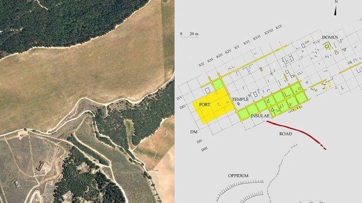 Un yacimiento anterior a Complutum se esconde bajo tierras de cultivo de Alcalá