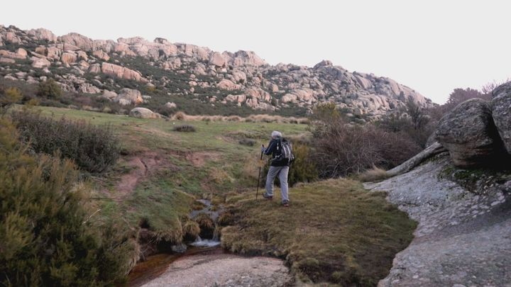 Ruta de senderismo por La Pedriza