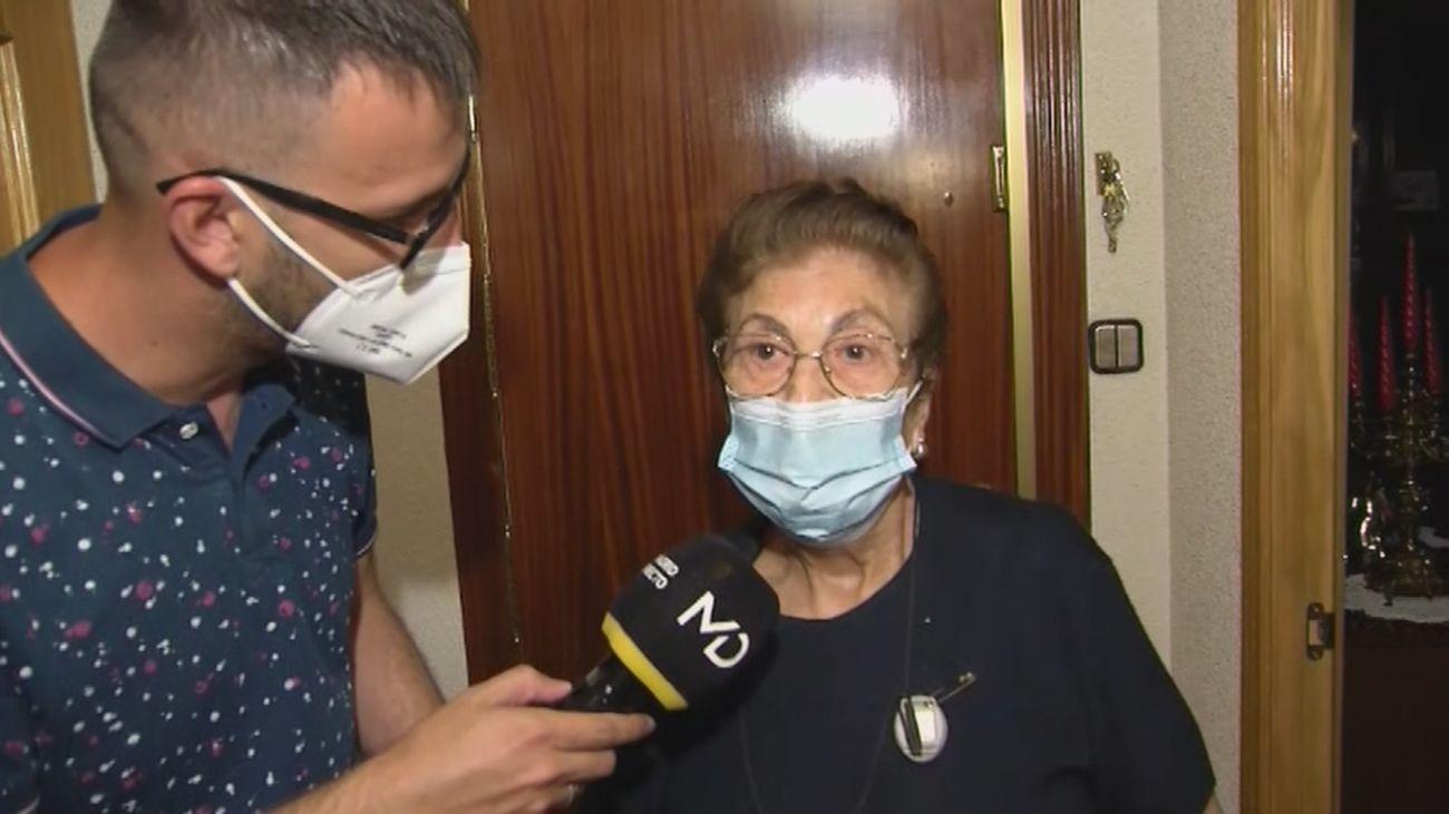 Manuela, estafada a sus 90 años en Quintana