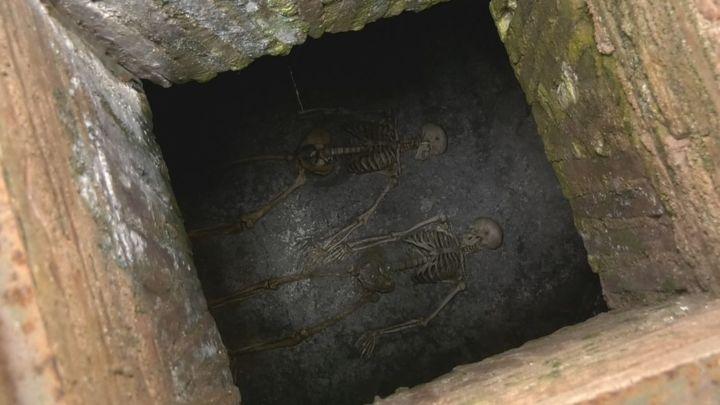 El museo de la Casa de la Zacatecana, donde se produjeron tres asesinatos