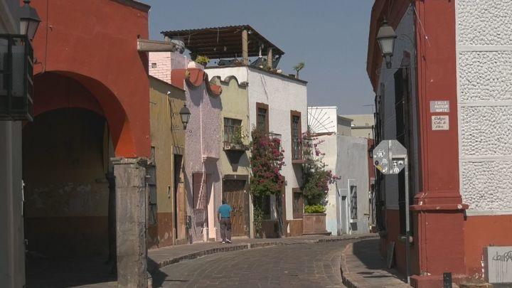Madrileños por el mundo: Querétaro