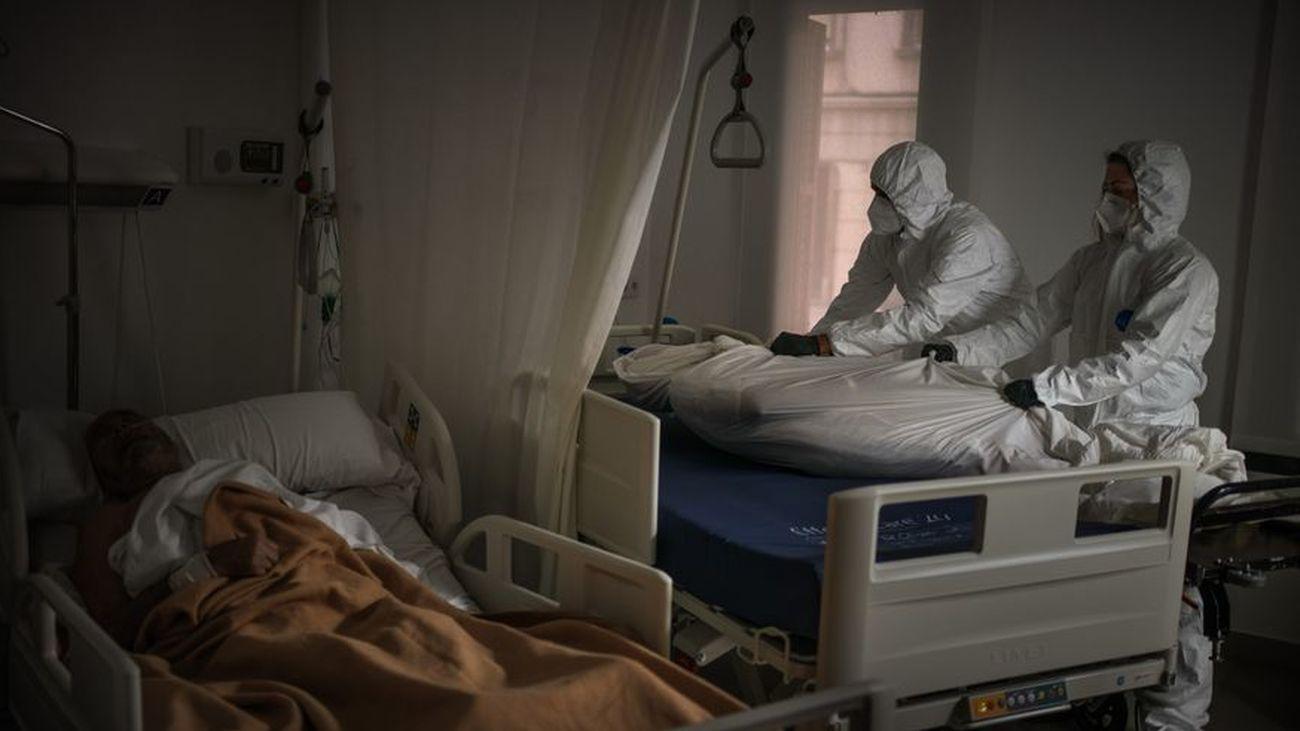 Pandemia del covid