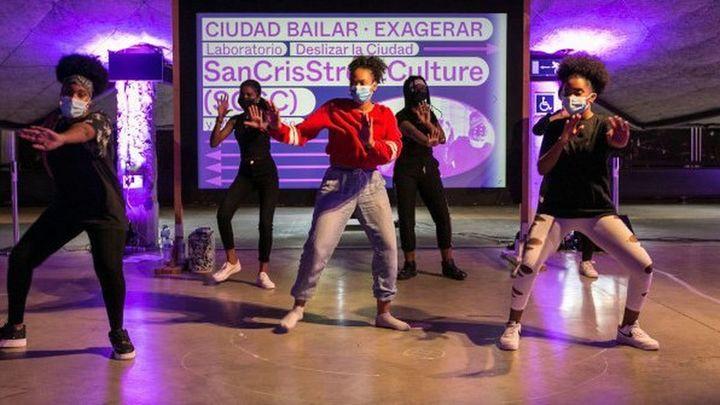 El Festival Ciudad Bailar lleva una pista de baile al aire libre a Matadero