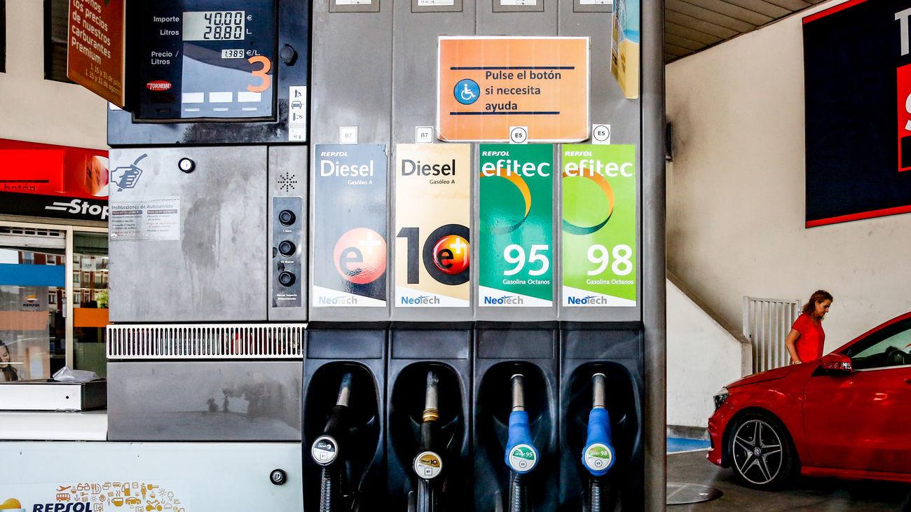 El encarecimiento de los carburantes ha contribuido a la subida de la inflación