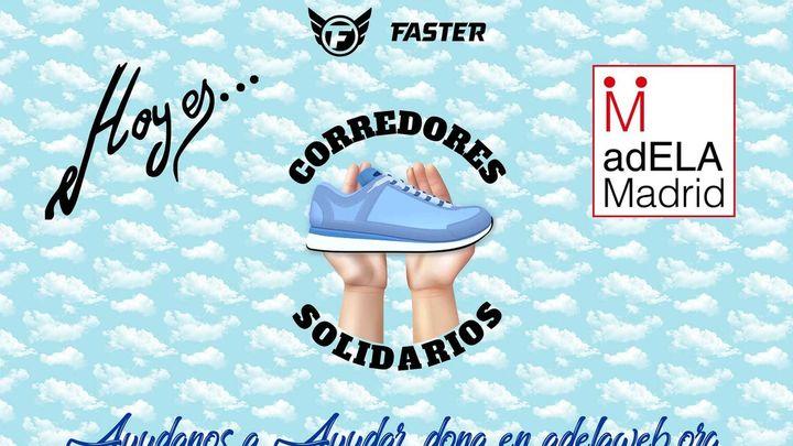 Los corredores solidarios de la ELA pasarán este domingo por Moralzarzal