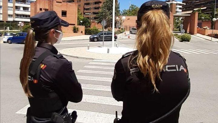 Dos detenidos por agredir con una botella a un joven en Moncloa para robarle