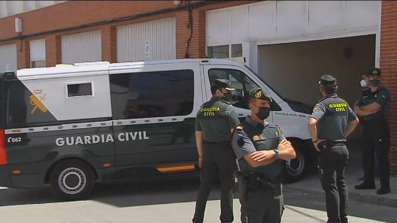 El asesino confeso descuartizó a Rocío Caíz y tiró sus restos en varios lugares de Sevilla