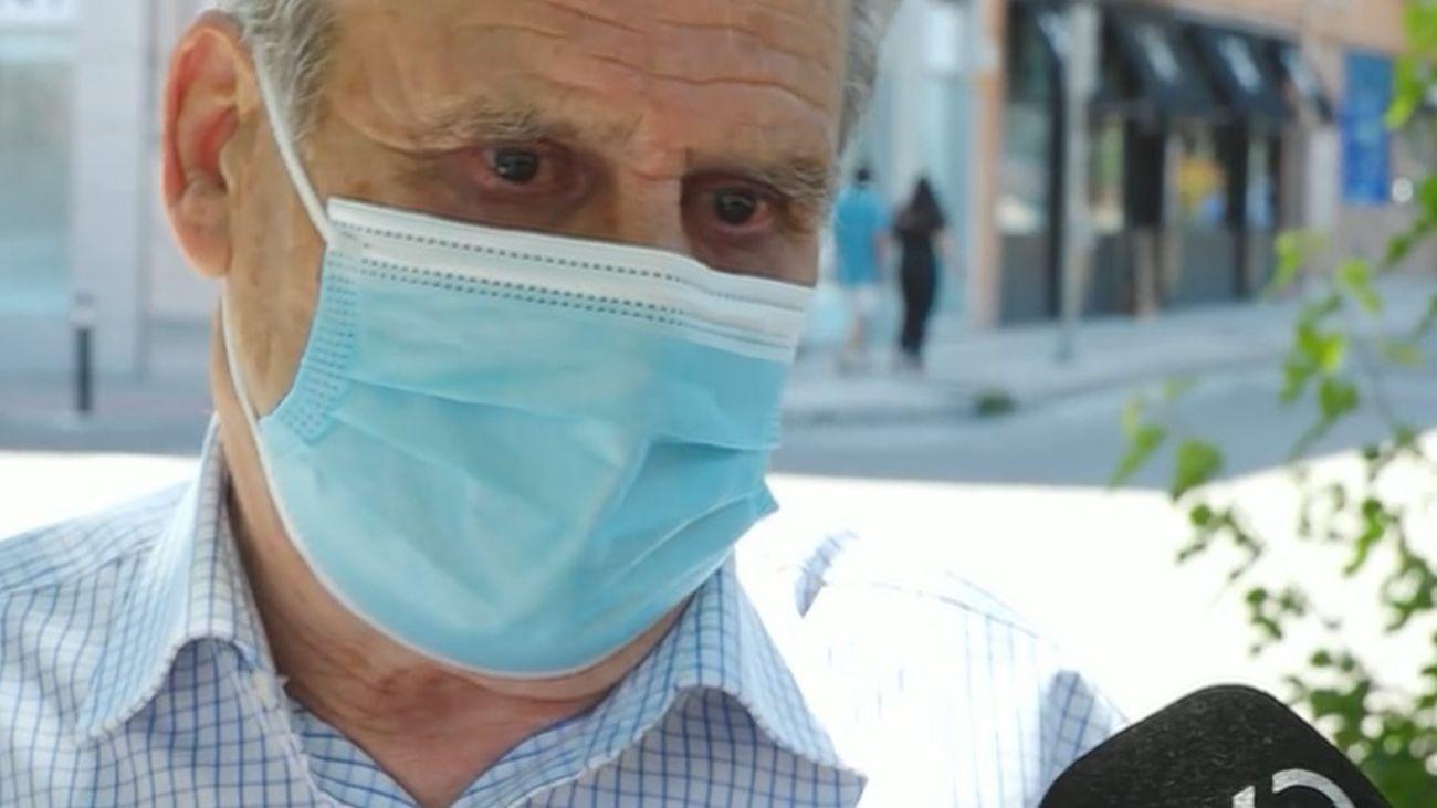 """La pesadilla okupa de Félix, un pensionista: """"Encima que no me pagan, ellos ganan dinero"""""""