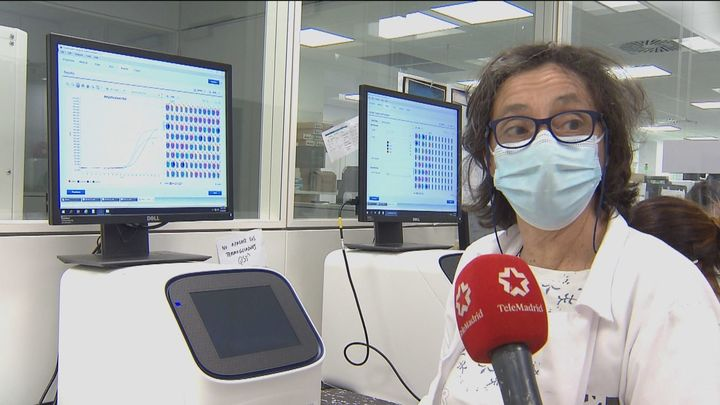 Así secuencia las cepas de la Covid el hospital Gregorio Marañón