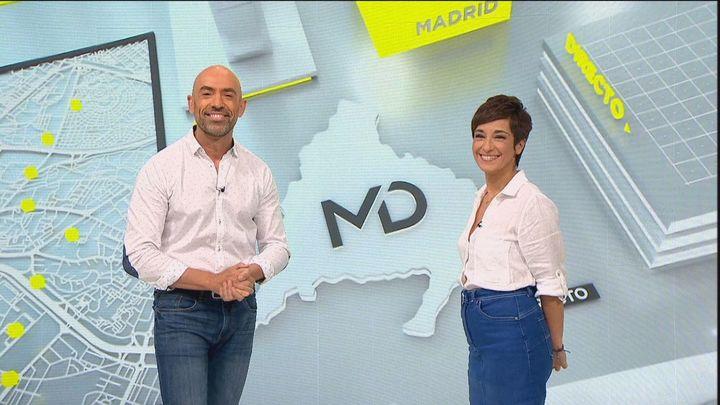 Adela González y Emilio Pineda nos adelantan la nueva etapa de 'Madrid Directo'