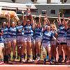 Complutense Cisneros gana al Majadahonda su primera Liga de rugby femenino