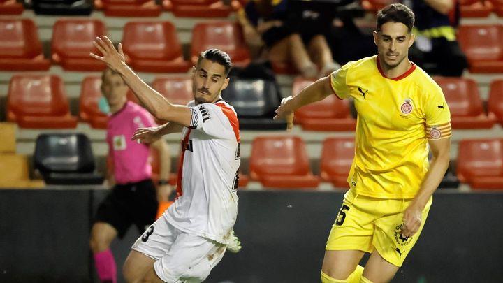 1-2. El Rayo se deja en Vallecas parte del ascenso a Primera