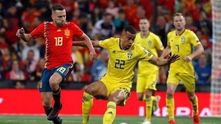 Suecia, el primer gran reto de España en la Eurocopa
