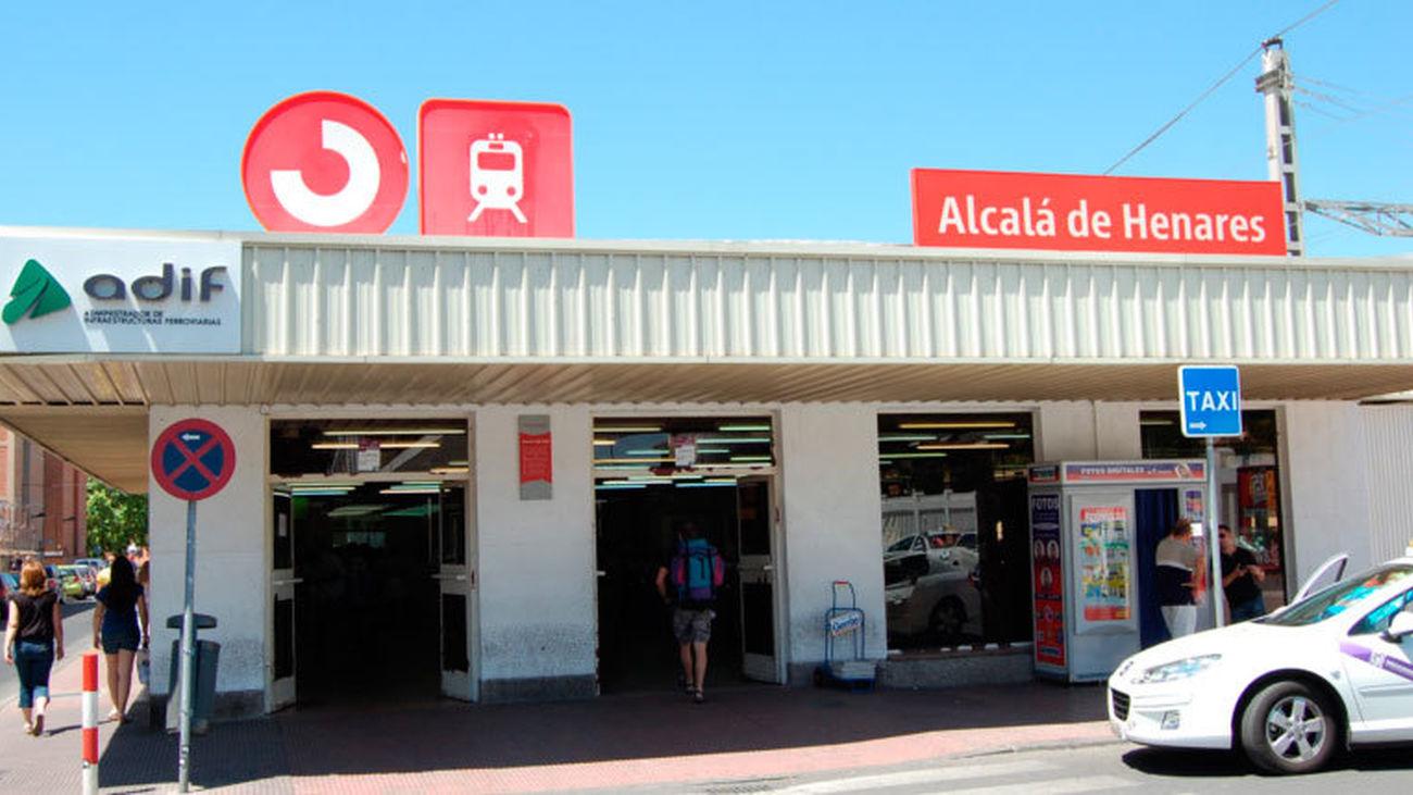 Estación de Cercanías de Alcalá de Henares