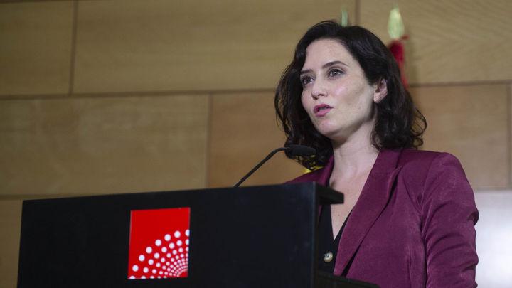 El sábado 19 de junio Ayuso será presidenta de la Comunidad de Madrid para los próximos dos años