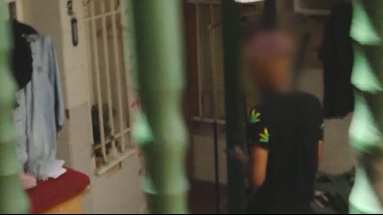 Golpe al narcotráfico en Puente de Vallecas que acaba con tres detenidos