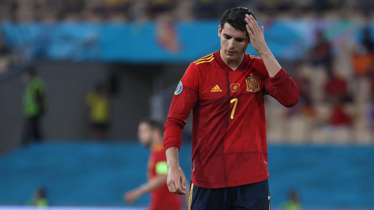 La Selección sale en defensa de Morata