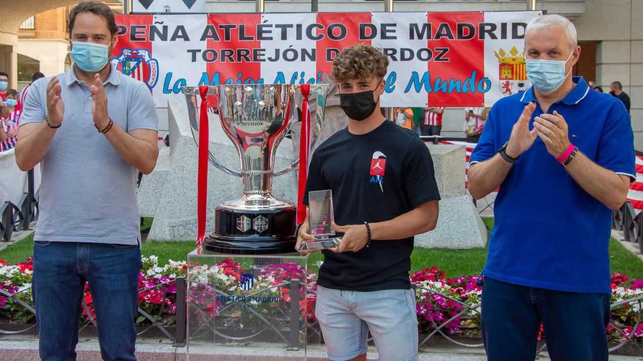 La copa de la Liga, en Torrejón