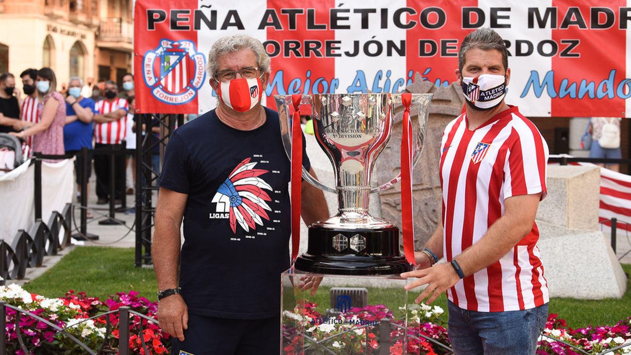 Trofeo de la Liga del Atlético de Madrid