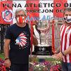 La Liga del Atlético, de gira por Alcobendas, Colmenar Viejo y Alcorcón