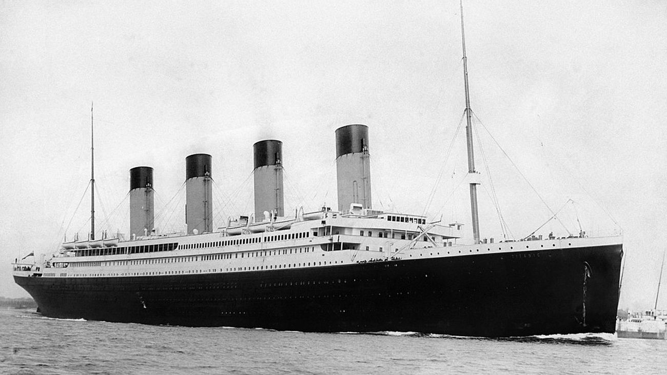 El Titanic navega de nuevo