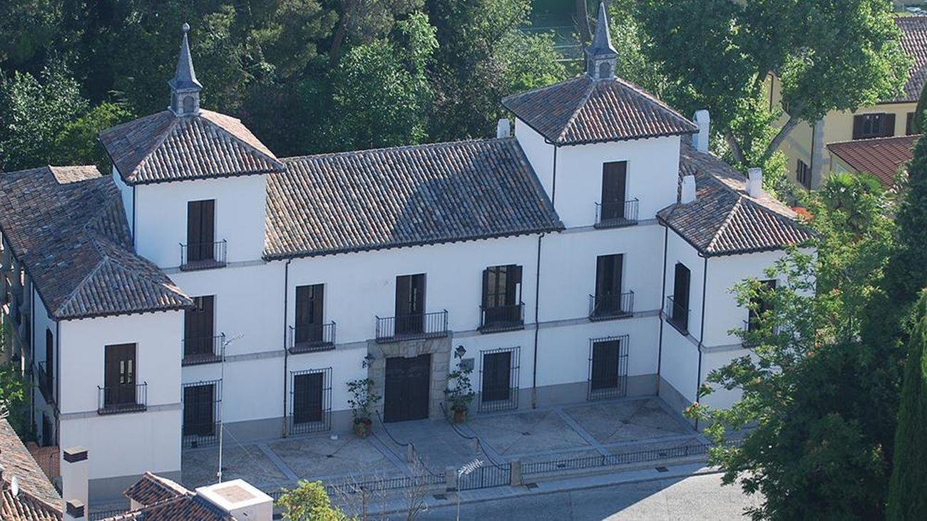 Casa Palacio Manuel Godoy en Villaviciosa de Odón
