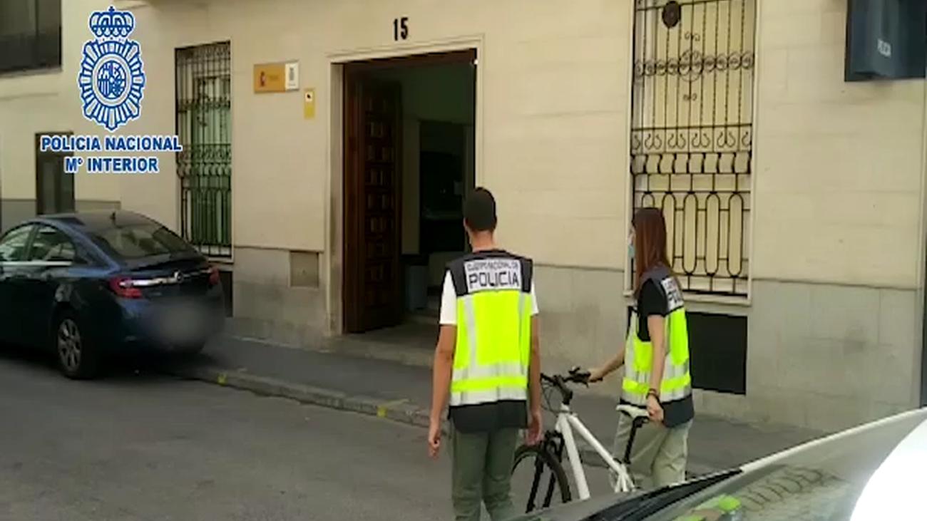 Detenido un hombre acusado de robar 15 bicis de alta gama en Aravaca