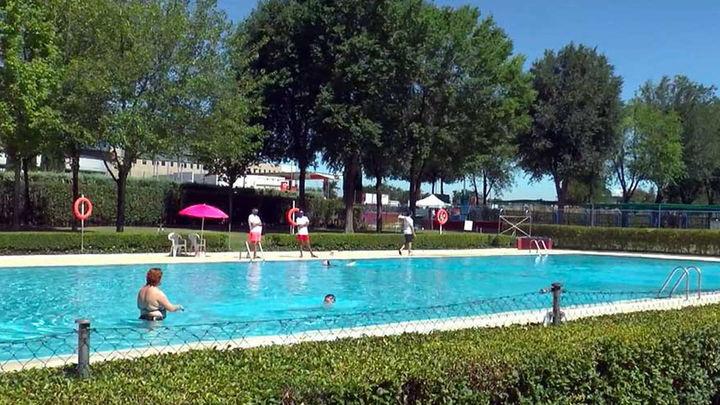 Abre la piscina municipal de Fuenlabrada con instalaciones renovadas