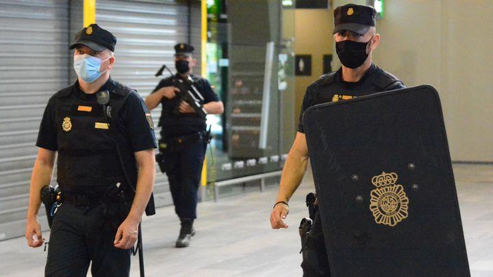 Detenido en Madrid un hombre fugado de Francia por terrorismo