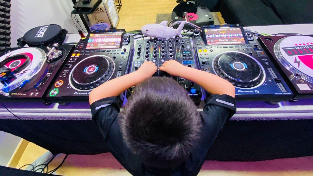 Mamá, de mayor quiero ser DJ