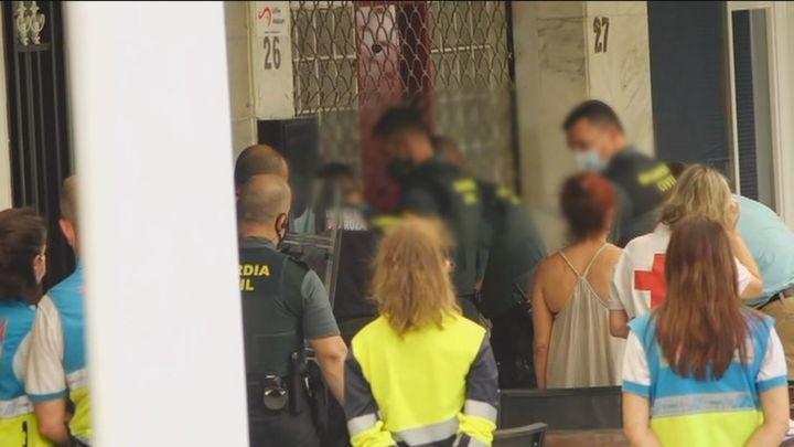 Una mujer se ha atrincherado en su casa de Las Rozas cuando iba a ser desahuciada
