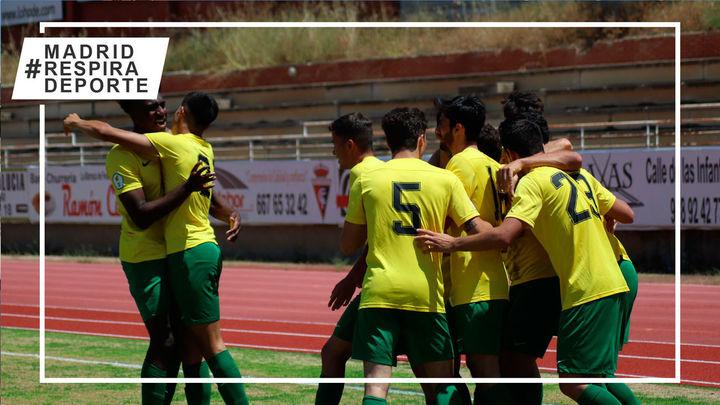 No te quedes sin ver los goles de la 11ª jornada del Grupo 7E de Tercera