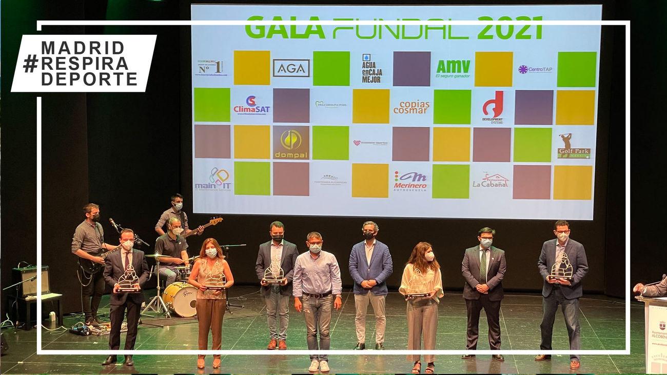 Gala de Fundal Alcobendas