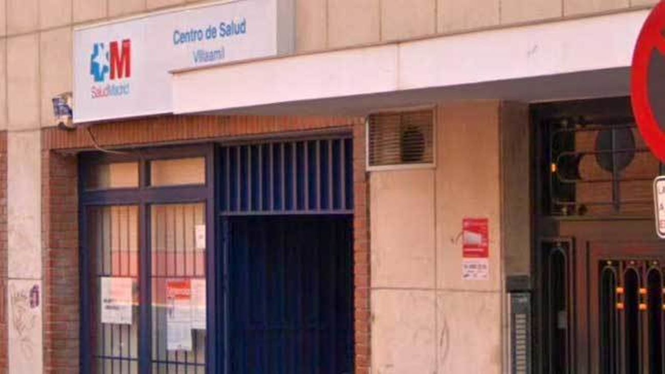 Centro de Salud Villaamil