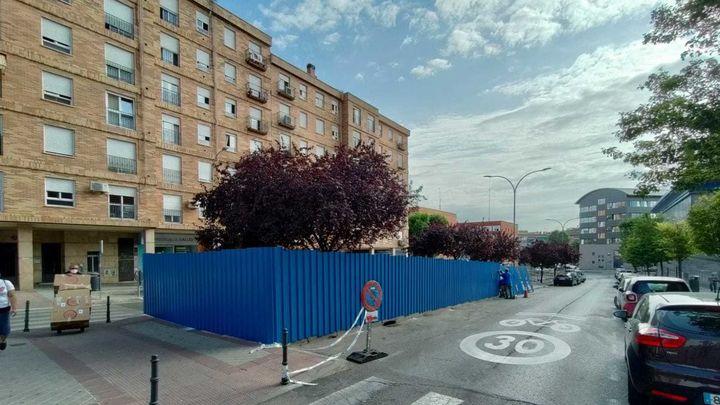 Las obras de Metrosur en Fuenlabrada ocuparán parte de la vía pública