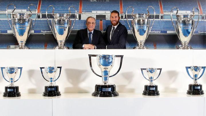 La despedida de Sergio Ramos, el último icono del madridismo