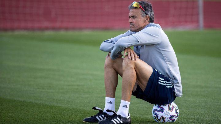 El dilema de Luis Enrique en busca del gol