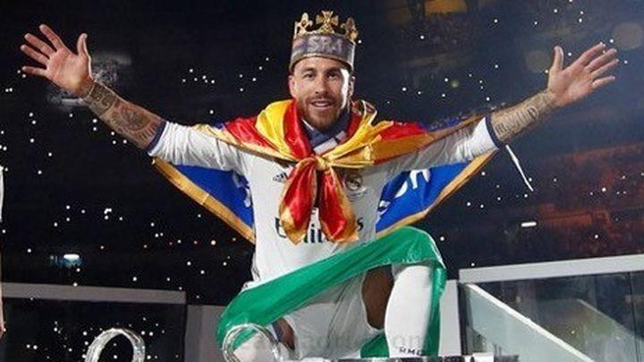 Sergio Ramos, ¡Oh capitán, mi capitán!
