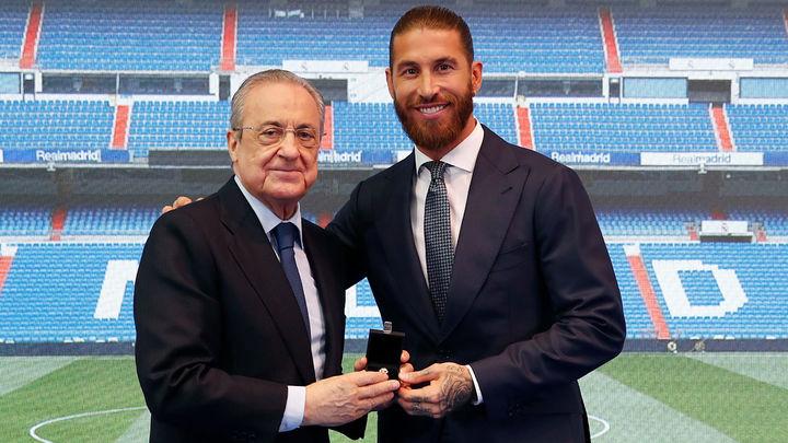 "Sergio Ramos, entre lágrimas: ""Tarde o temprano volveré"""