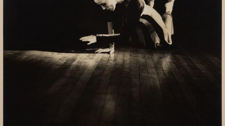 La danza y el movimiento, protagonistas en la obra de Barbara Morgan