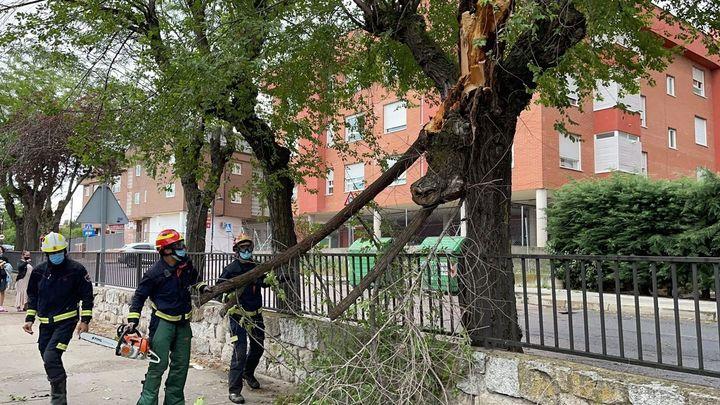 Confirmado: Madrid vivió este 16 de junio la 'tormenta del siglo' con su día más lluvioso desde 1920
