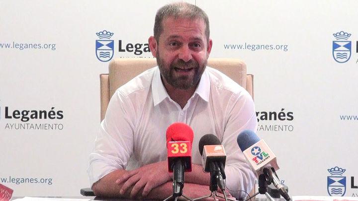 El portavoz de Más Madrid en Leganés niega la acusación de maltrato a una compañera