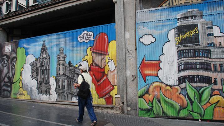 Madrid endurecerá las sanciones a grafitis y abandono de excrementos caninos