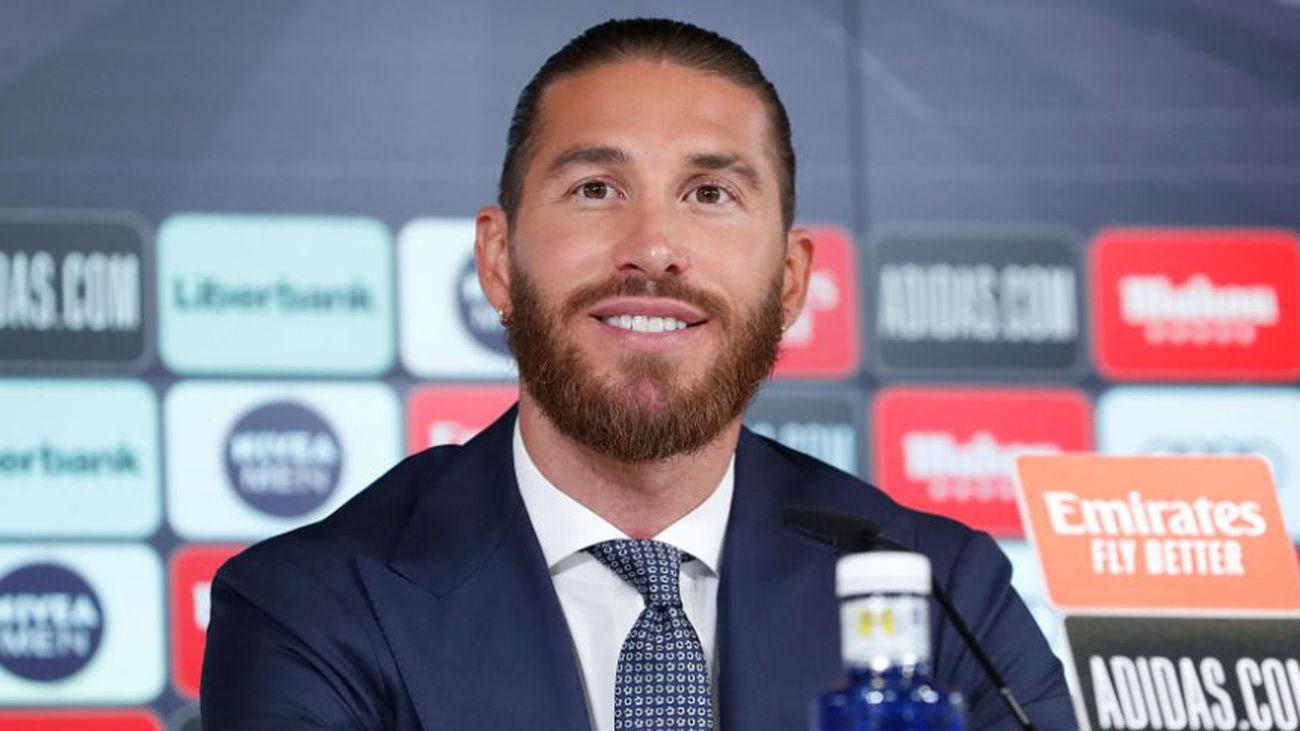 """Ramos dice que cuando aceptó la oferta del Real Madrid, """"ya había caducado"""""""