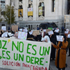 La Cañada Real eleva al Parlamento Europeo la vulneración de derechos humanos que sufren por los cortes de luz