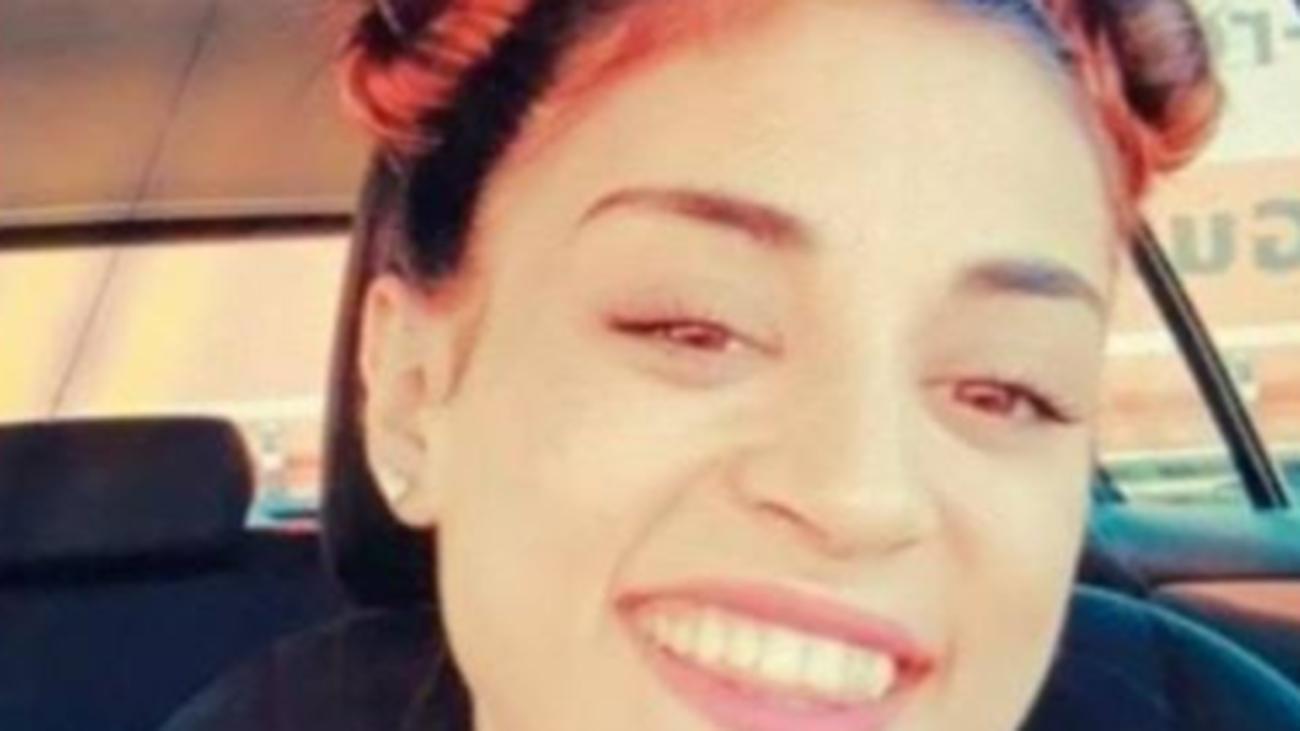 Imagen publicada tras la desaparición de Waffa Sebbah