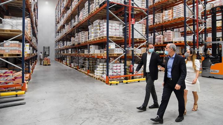'Puratos' abre una sede en Torrejón de Ardoz con una inversión de 5,5 millones de euros
