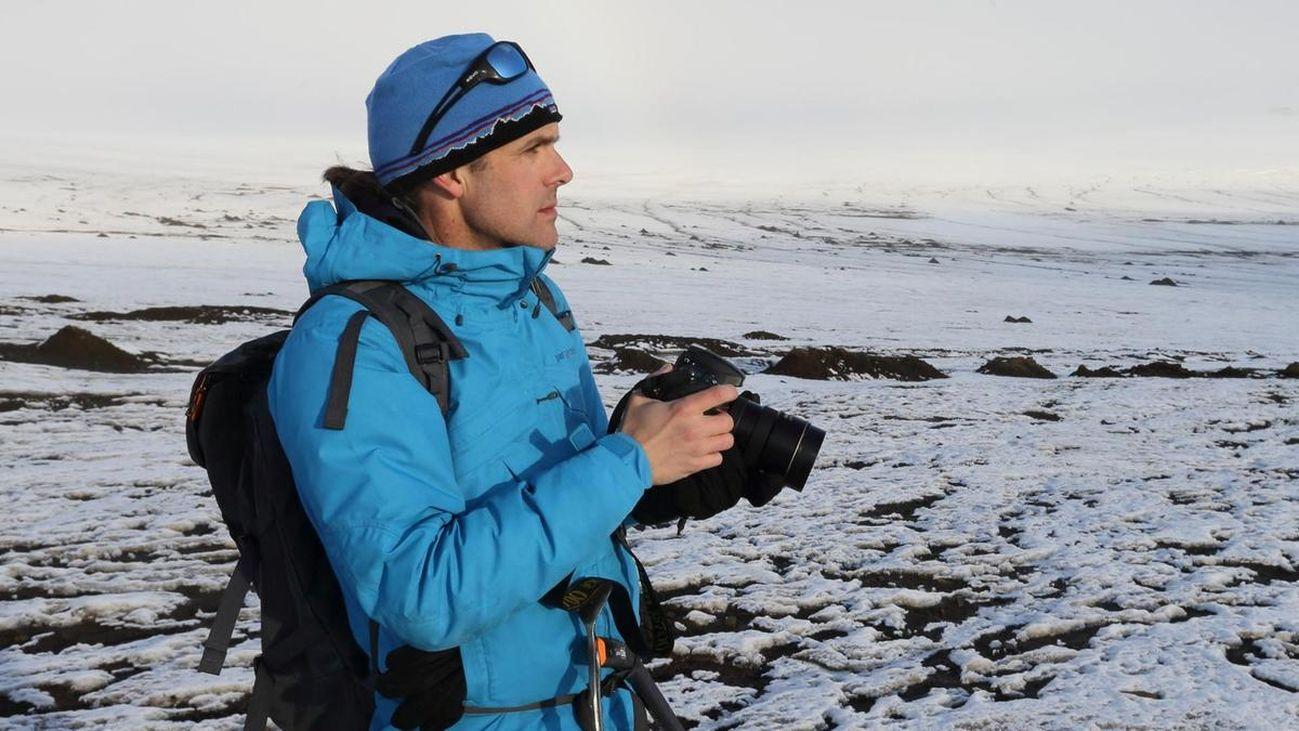 El biólogo y explorador español Enric Sala